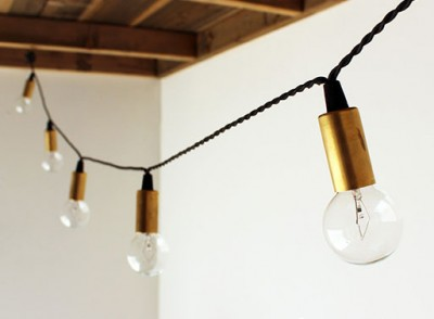 Svetlo String Lights – onefortythree.com